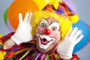Clownforlaragiddings