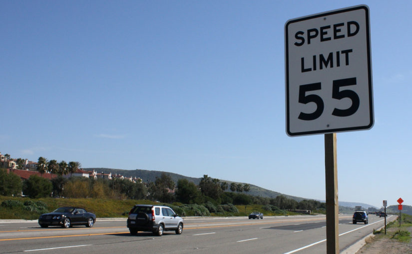 Myth-buster: Speed limit